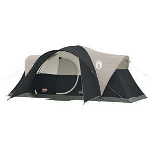 【商品名】(コールマン) Coleman Montana 8-Person Tent Black コ...