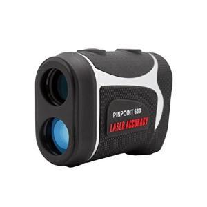【ピンポイント】PINPOINT660 Golf Rangefinder With Pin Seek...