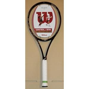 Wilson(ウイルソン) BLADE 98 16×19 グリップ3 フレームのみ/硬式 テニス ラケット