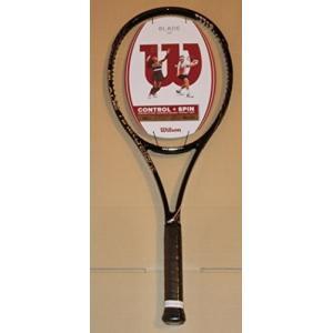 Wilson(ウイルソン) BLADE 98 18×20 グリップ2 フレームのみ/硬式 テニス ラケット