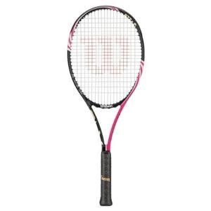 ウィルソン テニスラケット Wilson BLADE 98 BLX PINK(ピンク) G3