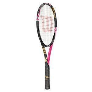 ウィルソン テニスラケット Wilson BLADE 98 BLX PINK(ピンク) G2