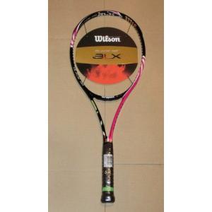 Wilson(ウイルソン) BLADE 98 BLX PINK ブレード98 BLX ピンク グリップ1 フレームのみ/硬式 テニス ラ
