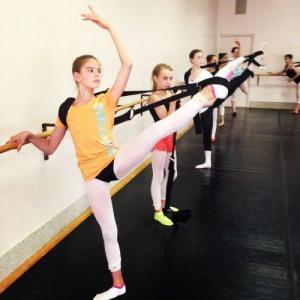 FLEXISTRETCHER フレキシーストレッチャー FLX バレエ用品 アラベスク ダンス|worldsports|03