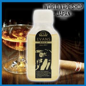 VAPE 電子たばこ リキッド 数量限定 VAPE SICK 極 EVANS GOLD 60ml エバンス エヴァンス たばこ 煙草 葉巻 酒 worldvapeshop