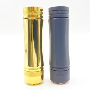 Timesvape Heavy Hitter Vape Mechanical Mod Black / Brass|worldvapeshop