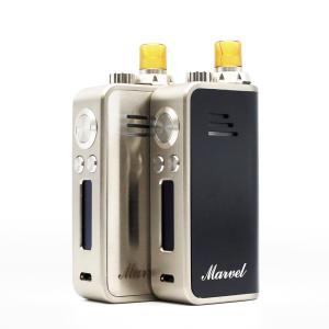 Hotcig MARVEL POD KIT 電子タバコ VAPE 爆煙 VW、バイパスモード搭載の高機能POD|worldvapeshop