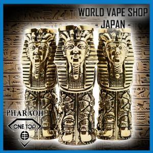 電子タバコ VAPE 禁煙 節煙 神々しいGOD MOD ONETOP VAPE Pharaoh MECH|worldvapeshop