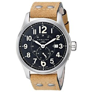Hamilton ハミルトン メンズ 時計 腕時計 Men's H70655733 Khaki Of...