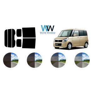 カット済みカーフィルム パレット MK21 リアセット|worldwindow