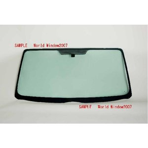 ホンダ Z フロントガラス PA1# 自動車 車用 ガラス worldwindow