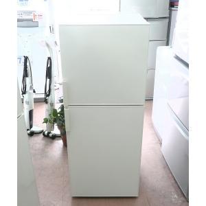 【2014年製】 無印良品 137L 2ドア ノンフロン冷蔵庫 AMJ-14D 美 ...