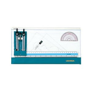 UCHIDA KD型製図器S-GセットN 1-730-7002  wow