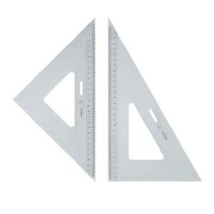 TAKEDA 三角定規 60cm 3mm厚 目盛長 50cm 22-0380  wow