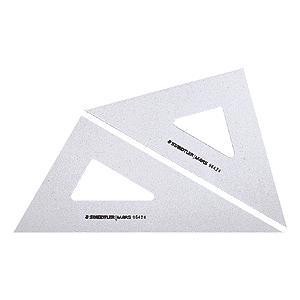 ステッドラー マルス 三角定規 30cm |wow