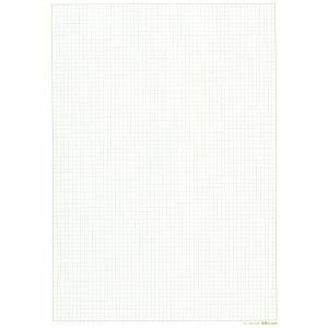 製図エスキース用紙 5mm方眼 A3|wow|02