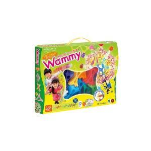 ●ワミーは、曲げたり通したり、さまざまなつなぎ方ができる、新感覚のブロックです。 ●つくったボールを...
