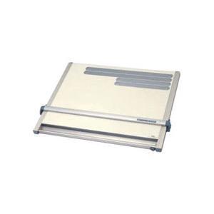 マックス 平行定規 A2サイズ マグネット製図板 建築士試験用 MP-400FL2|wow