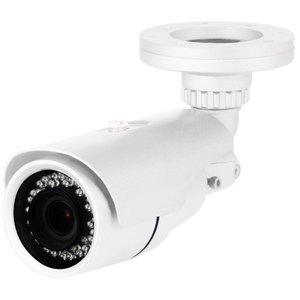 【AHD2.0カメラ】 赤外線LED、バリフォーカルレンズ搭載 屋外用219万画素高画質防犯カメラ catFA-HD3212V|wowsystem