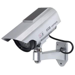LED点滅式付屋外防雨対応ダミーカメラ ITD-06SOL|wowsystem