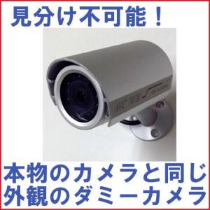 屋外設置対応高品質ダミーカメラ ITD-08IR|wowsystem