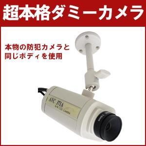 超本格派 屋内用ボックス型ダミーカメラ ITD-10BOX (itd10box)|wowsystem