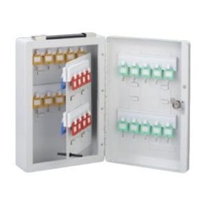 キーボックス 40個吊用 KBP-40 鍵の収納箱 鍵40個用|wowsystem