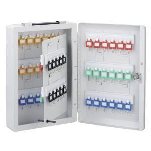 キーボックス 60個吊用 KBP-60 鍵の収納箱 鍵60個用|wowsystem