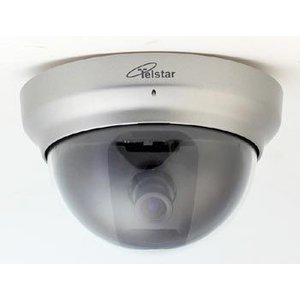 ドーム型ダミー防犯カメラ TELSTAR TD-2600|wowsystem