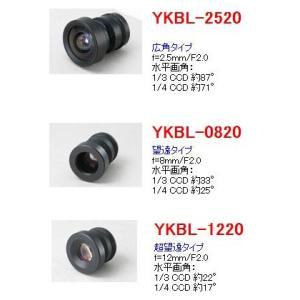 小型カメラ用交換ボードレンズ YKBLシリーズ|wowsystem