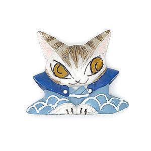 レリーフマグネット 猫助  わちふぃーるどダヤン|wpelle