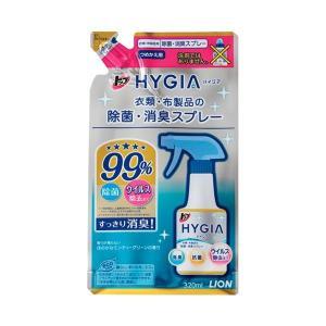 【商品名】 (まとめ) ライオン ハイジア除菌・消臭スプレー 詰替 320mL【×10セット】