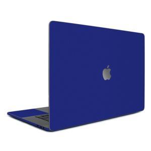 Macbook Pro 13インチ スキンシール ケース カバー フィルム 2016 Retina 対応 wraplus 選べる31色 ブルー 青|wraplus