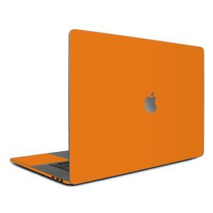 Macbook Pro 13インチ スキンシール ケース カバー フィルム 2016 Retina 対応 wraplus 選べる31色 オレンジ|wraplus