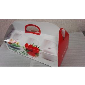 フルーツBOX デザートBOX 3P 1枚入|wrapping1