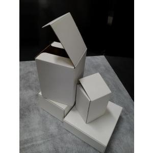 ボックス白 縦60×横60×高さ90mm 10枚セット 丈夫で使いやすい F-51|wrapping1