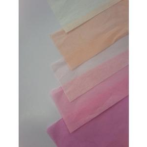 薄葉紙 パステル・ピンク系 760×500ミリ 50枚入★色鮮やか wrapping1