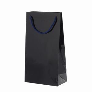 ブライトバッグ ワイン2本用 シコン(紫紺) 10枚入|wrapping1