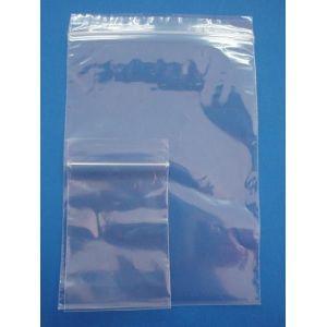 チャック付き袋 0.04厚 100枚入 サイズ(mm)記号 50×70mm A-4|wrapping1
