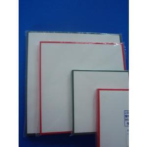 敷紙 4号  100枚入 赤か緑色枠|wrapping1