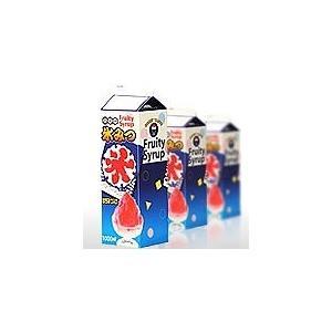 氷みつ 1リットル レギュラータイプ(合成着色料・天然甘味料・保存料不使用)|wrapping1|03