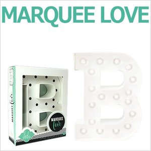 MARQUEE LOVE letters LEDイニシャルライトオブジェ マーキーライト マーキーレター 369081 MARQUEE KIT B wrappingclub1