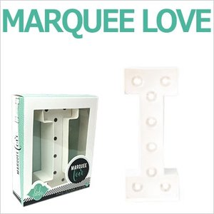 MARQUEE LOVE letters LEDイニシャルライトオブジェ マーキーライト マーキーレター 369088 MARQUEE KIT I wrappingclub1
