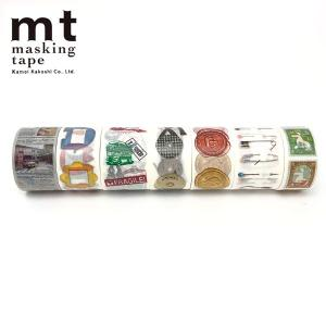 マスキングテープ 10巻セット mt カモ井加工紙 お道具セット