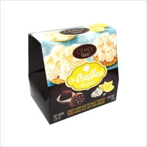 期間限定輸入お菓子 チョコレート トリュフ セモア レモンメ...