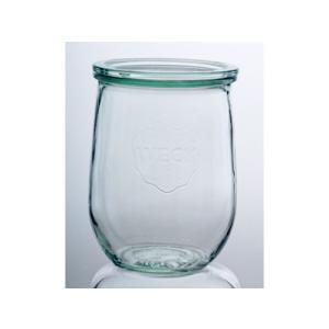 WECK ウェック WECKキャニスター ガラス瓶 チューリップ 容量1000ml85633 Tulip 1000|wrappingclub1