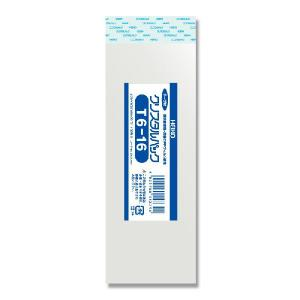 ポリ袋 シモジマ クリアパック テープ付きOPP...の商品画像