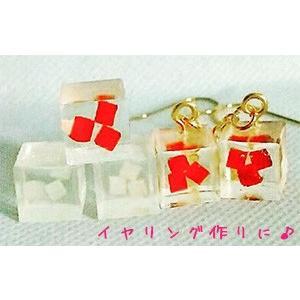 パジコジュエルラビリンス ソフトモールド キューブ  レジン型・粘土型 ネコポス対応|wrappingclub1|03
