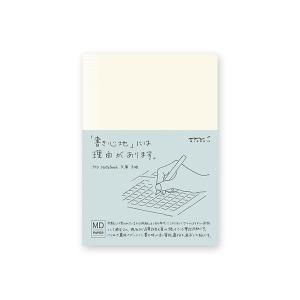 ノート midori ミドリ MDノート 文庫 方眼罫 15001006