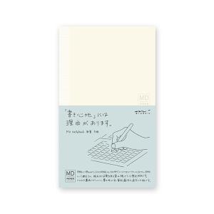 ノート midori ミドリ MDノート 新書 方眼罫 15002006